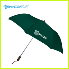 Paraguas de regalo plegable automático de publicidad