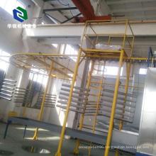 Electric Heat resistant Lighter or Hanger Conveyor Belt