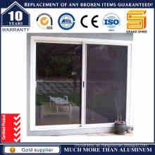 Aluminium Reflektierendes Glas Schiebefenster
