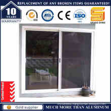 Aluminum Reflective Glass Sliding Window