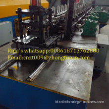 mesin rana baja perforated roll membentuk mesin