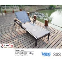 stackable outdoor furniture poolside sunbed