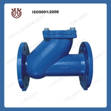 Cast Iron ball check valve with rubber ball