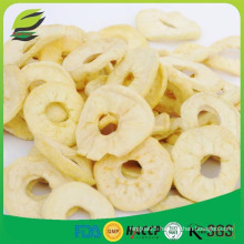 100% dehydrated high quality organic dried apple rings