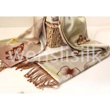 Шелковый шарф (wensli140630S17)
