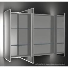 Armário do espelho de Morden do quarto