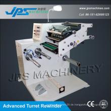 Kunststoff BOPP / LDPE / CPP / OPP / PP / PC / PE / PVC / Pet Film Slitter Maschine