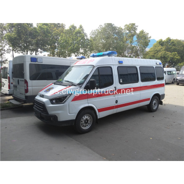 JMC LHD Transit Medical Clinic Nueva ambulancia