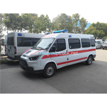 JMC LHD Transit Medical Clinic New Ambulance