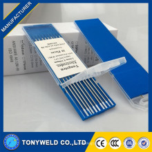 hot sale 1.0*150 grey head Cerium tungsten electrodes WC20 for TIG welding