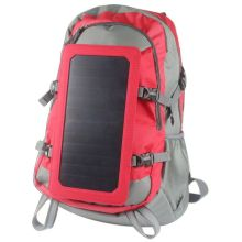 6.6W Solar Mobile Charger Bag Backpack Sunpower Cells with TUV Certification