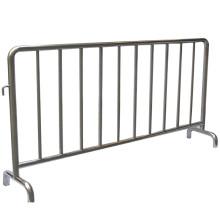 Barras removibles del control de la muchedumbre del metal de las ventas calientes cerca de la barrera peatonal