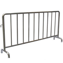 Barreiras removíveis do controle de multidão do metal quente das vendas Cerca pedestre da barreira