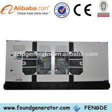 High quality low price 600KW soundproof diesel generator with CE approved