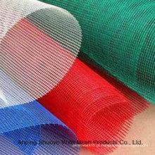 Tela de insetos de fibra de vidro revestida de vinil para grandes vendas