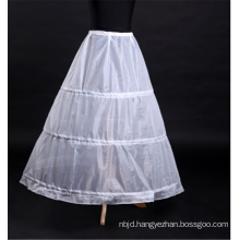 Wholesale women dress white crinoline bridal wedding lace petticoat