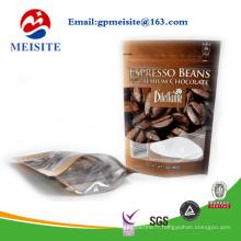 Sac de café en papier Kraft à haute qualité personnalisé 1 lb