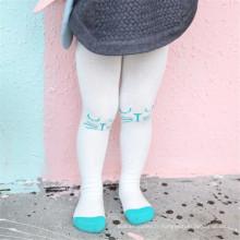 Hello Kitty Children Collants en coton / pantyhose Designs de douane Ensemble Collants de bonne qualité