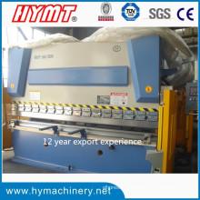 Dobladora de placa de acero hidráulica Wc67y-160X3200 / máquina plegable de metal