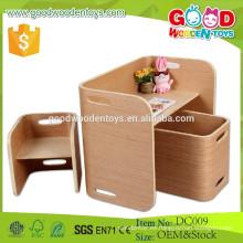 La alta calidad y el buen precio fijan los muebles de los cabritos para el jardín de la infancia y la guardería