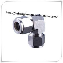 Stainless Steel Forged Bulkhead Union Elbow