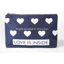 Heart Printed Designer Ladies Fashion Clutch (ZM177)