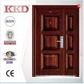 2015 New Steel Door KKD-355B For One and Half Door Leaf Used in Main Door