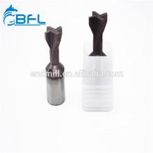 BFL Carbide ласточкин хвост Инструменты Чанчжоу Конец фрезы Бит