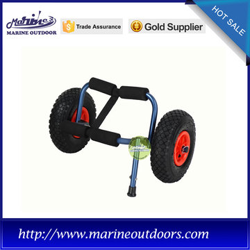 Boat trailer, Anodized frame kayak trolley, Manufactury carrier cart