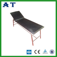 Stainless steel examination bed