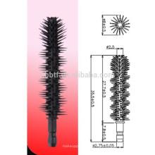 Großhandel Qualität Faser Typ Silikon Wimperntusche Pinsel