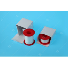 Medical self adhesive silk tape