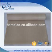 Tissu en fibre de verre en téflon en PTFE de 0,35 mm d'épaisseur