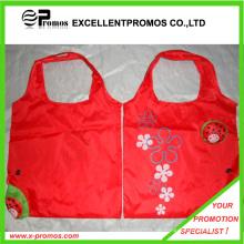 Günstige kundenspezifische Foldable Polyester Fruit Printing Taschen (EP-B9026)