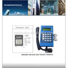 Herramienta de servicio de ascensor GAA21750AK3 herramienta de elevación, herramienta de prueba de elevador