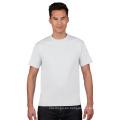 2017 mejor calidad para hombre camiseta en blanco OEM barato