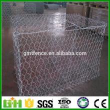 Fábrica alta del qulity de los slaes calientes en China malla de la caja del gabion