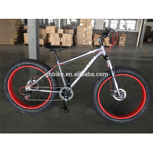 26 Inch Suspension Fork Fat Tire Bike 26 4.0 Big Tire Mountain Bike Fat Tire Snow Bike