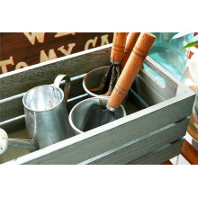 Gardening Wedding Wooden Storage Set Of 3