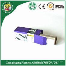 Rollo de papel de aluminio para peluquería de diferentes tamaños