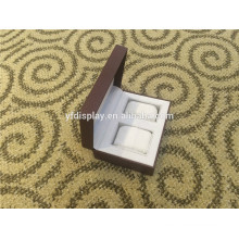 hot sale decorative wooden packing gift box for bracelet