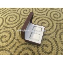 quente de embalagem de madeira decorativo de venda caixa de presente para pulseira