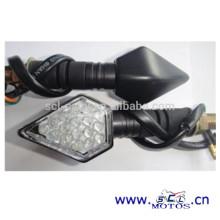 Las señales de giro de la motocicleta SCL-2013110305 llevaron luces de giro con la mejor calidad