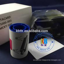 Compatible pvc plastic card printer datacard sp35 sp30 sd360 cd800 ribbon ymcko color ribbon