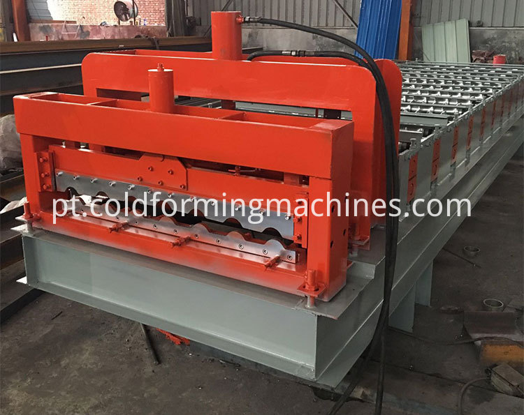 glazed tile roll forming machine 13
