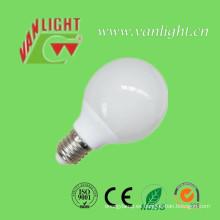Ahorro de energía luz globo forma CFL 11W (GLB-11W), bulbo de la lámpara