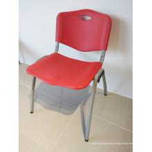 Chaise de visiteur en plastique confortable pour le bureau