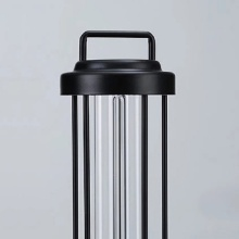 UV disinfection UVC table lamp