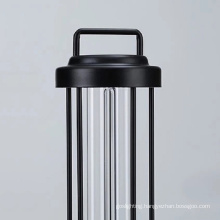 UV disinfection UVC table lamp