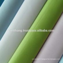 Tissu mélangé pour chemise - Haute qualité du VIETNAM